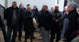 Zebranie mieszkańców Łowicza ws. wyeliminowania tirów z osiedla Zatorze