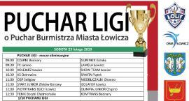Łowicka Liga Futsalu: ruszają rozgrywki pucharowe