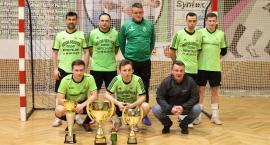 Łowicka Liga Futsalu: dublet Ogrodowej SMS Dąbkowice (DUŻO ZDJĘĆ, VIDEO)