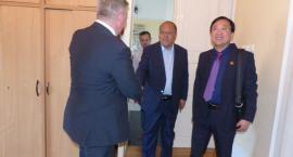 Delegacja chińskich prawników odwiedziła Łowicz