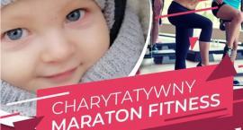 Charytatywny maraton fitness w Łowiczu. Idź na trening i wesprzyj chorego Krzysia