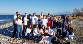 Uczniowie ZSP nr 4 w Łowiczu na praktykach w Grecji
