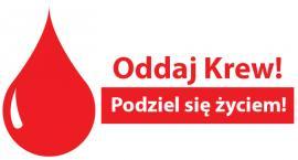 Apel centrów krwiodawstwa o oddawanie krwi.