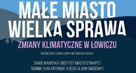 Grupa KROKUS zaprasza na spotkanie nt. zmian klimatycznych w Łowiczu