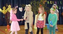 Wielkanocne przedstawienie przedszkolaków w SP w Popowie (ZDJĘCIA, WIDEO)