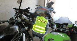 Łowiccy policjanci odzyskali motocykle skradzione na Bratkowicach