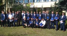 Pożegnanie maturzystów w ZSP Nr 1 w Łowiczu
