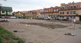 Plac przy ul. Koziej wyłączony z użytkowania do połowy maja