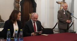 Spotkanie z Beatą Dróżdż i Antonim Macierewiczem w Łowiczu