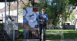 Muzyczny chillout w parku Saskim