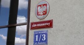 Sąd orzekł wyrok 6 lat pozbawienia wolności dla Radosława G. z Soboty