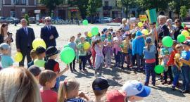Happening z okazji Światowego Dnia bez Tytoniu w Łowiczu