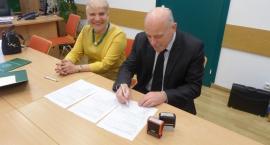 Podpisano porozumienie SGGW w Warszawie z ZSP 3 w Łowiczu