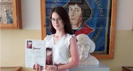 Uczennica II LO laureatką międzynarodowego konkursu literackiego