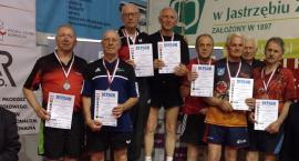 Zdzisław Orzechowski wystartował w mistrzostwach Polski weteranów w tenisie stołowym