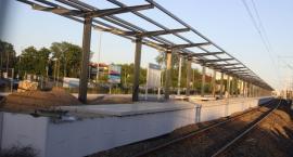 Modernizacja linii kolejowej i budowa wiaduktu w Łowiczu. Czy termin zakończenia inwestycji jest zagrożony? (ZDJĘCIA)