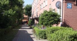 Zgon mężczyzny na os. Dąbrowskiego w Łowiczu