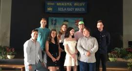 Reprezentowali Łowicz w Redzie