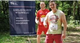 Mundurowa rywalizacja w Lasku Miejskim w Łowiczu