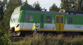 Tragedia na torach pod Łowiczem. Nie żyje 50-letni mężczyzna