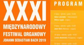 XXXI Międzynarodowy Festiwal Organowy Johann Sebastian Bach w Łowiczu (PROGRAM)