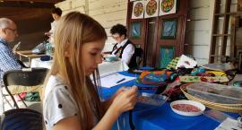 Kolejne wakacyjne Warsztaty Sztuki Ludowej w łowickim skansenie
