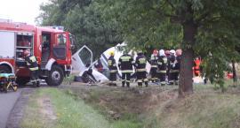 Tragiczny wypadek w Łowiczu. Nie żyje jedna osoba