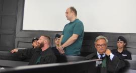 Zabójstwo Mirona B. z Łowicza. Współoskarżony o zbrodnię Mariusz S. złożył wyjaśnienia