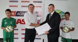 Firma Agros Nova sponsorem strategicznym MUKS Pelikan Łowicz