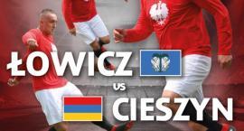 Retro mecz Łowicz vs. Cieszyn w 100-lecie PZPN