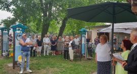 Dzień Sąsiada przy baszcie gen. Klickiego w Łowiczu