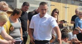 Odwiedzili hodowlę ślimaka w Małszycach