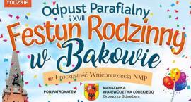 Zbliża się Festyn Rodzinny w Bąkowie Górnym