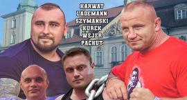 W niedzielę, w Nieborowie Puchar Polski Strongman