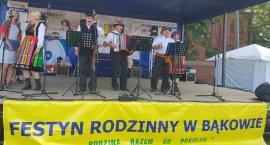 Festyn parafialny w Bąkowie Górnym pod Łowiczem