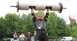 Konrad Karwat zwycięzcą Pucharu Polski Strongman w Nieborowie (DUŻO ZDJĘĆ)