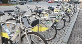 Rowery miejskie psują się na potęgę.