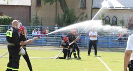 Gminne zawody sportowo-pożarnicze w Łyszkowicach
