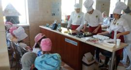 Warsztaty kulinarne dla przedszkolaków na Blichu