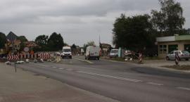 Zmiana organizacji ruchu na drodze krajowej nr 70 w Łowiczu (ZDJĘCIA, VIDEO)