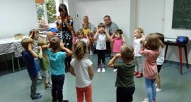 Pierwsze warsztaty muzyczno-taneczne