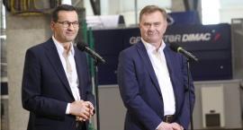 Wizyta premiera Mateusza Morawieckiego w ZPOW Agros Nova w Łowiczu (ZDJĘCIA, VIDEO)