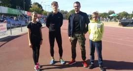 Występy lekkoatletów z powiatu łowickiego na mityngach w Płocku i Łodzi