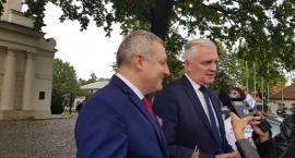 Wicepremier Jarosław Gowin poparł kandydaturę Andrzeja Górczynskiego
