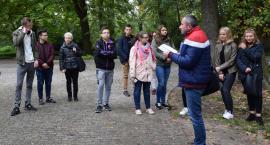 Uczniowie ze Zduńskiej Dąbrowy zwiedzili stołeczne ogrody