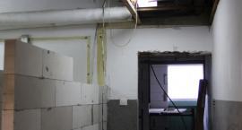 Trwa remont łazienek w budynku OSiR nr 1 w Łowiczu