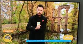 Dzisiejsza prognoza pogody w TVN z Nieborowa i Arkadii!