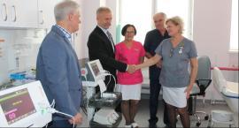 Nowe aparaty KTG dla łowickiego szpitala