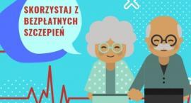 Szczepienia przeciw grypie dla mieszkańców Gminy Łowicz powyżej 65 roku życia
