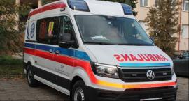 Łowicz: Szpital zyskał nową karetkę typu S